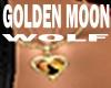 Golden Moon Wolf