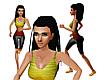 Running Girl-npc