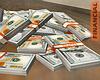 Piled Money Mesh