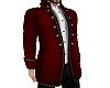 Formal Red Coat