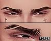 x. Zayn Eyebrows Cut