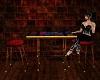 SWS WRN Bar Table & Chrs