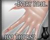 [CS] Plastic Rose.Gloves