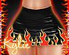 RLL Baddie Fire Skirt