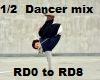 Dancer mix (EURO) 1/2