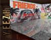Y. Friends Graffiti
