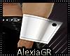 [A] Button Male Cuffs