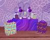 Birthday Gift Table