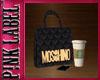 MOSCHINO purse w/Iphone