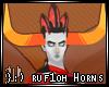 }:) ruf1oh horns