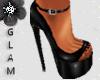 *G* Mia Black Heel