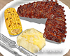 H. BBQ Ribs Plate