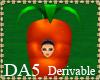 (A) Carrot Costume Fem