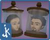 Empty head jar (M/F)