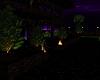purple beach manor home