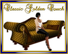 Classic Golden Couch
