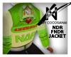 GREEKNV | NDR FNDR JACKT