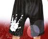 Revenge Black Shorts