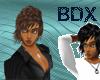[BDX]Brown Stars Hairs