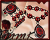 MMK Rose Jewelry 5 Set