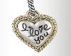 !QT! Gold/Plat ILU Heart