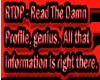a/s/l? RTDP!