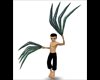 Alien Wing Boomerang -M-