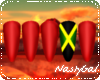 Fussy Jamaican Nails