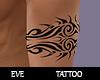 Tribal Arm tattoo left