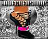 KraftyWitch Heels Pink