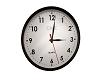 horloge animée