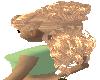[KD69]Fem.Hair Honey Nut