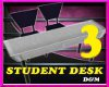 .::D&M::.Student Desk *3