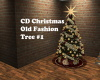 CD Christmas Tree #1