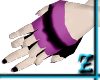 Z*~ Kyo's Gloves w/Nails