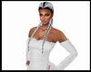 Kardashian White&Silver