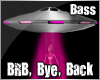 !M Pink Light BRB UFO