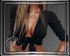 (SL) Black Tie Top