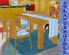 Lightwood table