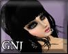 [GNJ] black hair2