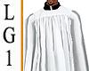 LG1  White Bishop's Robe