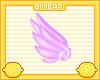 purple chibi wings