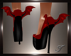 (T)DEVIL WingSHoes Red