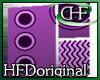 HFD 3 Ensemble Purple