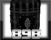 [898]Blk Elbows Armor