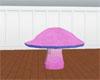Pink Mushroom Seat
