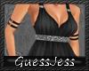 *[GJ] LovelyDress -Black
