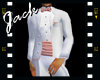 Pink Wedding Tux Tails