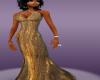 crisscross gown