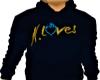 N. Love Male Hoody